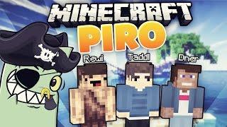 Minecraft PIRO - Das neue Projekt! | ungespielt
