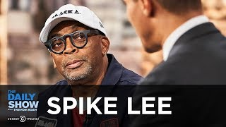 "Spike Lee - ""BlacKkKlansman"" and Fighting the Rise of Racism in the Trump Era 