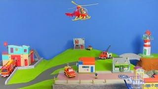 FEUERWEHRMANN SAM deutsch für Kinder: Alle beste Spielsachen | Feuerwehrmann Sam neue Folgen