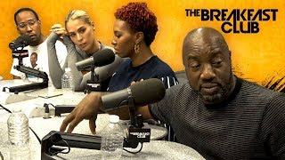 The Breakfast Club Address Trans Issues With Malik Yoba, Carmen Carrera, David Johns + Nala Simone