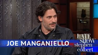 Manganiello & Stephen Discuss