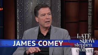 James Comey Says We Shouldn