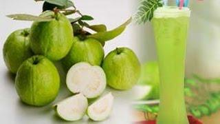 Guava Juice Recipes