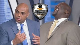 Bloopers and Funny Moments  Of TNT Inside the NBA - Part 1