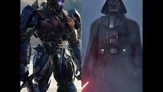 Transformers Vs Star Wars Final Fan Made Trailer
