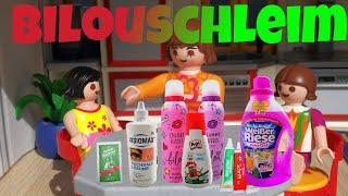 Bilou Prank Schleim selber machen Cherry Kisses Playmobil Film deutsch Kinderfilm von Familie Lucky