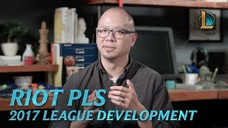 Riot Pls: League of Legends 2017 Development | Honor Rework, Runes and Masteries, Team Competition
