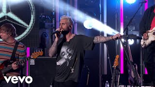 Maroon 5 - What Lovers Do (Jimmy Kimmel Live!/2018)