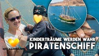 PIRATENSCHIFF I Familienurlaub auf Fuerteventura I  Mellis Blog