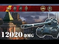 World of Tanks / AMX 50 B .. 12020 Dmgmp3