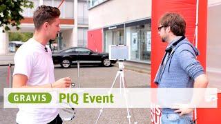 PIQ Event im GRAVIS Store Berlin - GRAVITIES #97