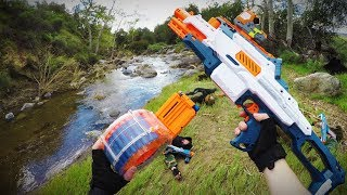 Ecouter et télécharger Nerf meets Call of Duty: Gun Game 4.0 | First Person  on Nuketown in ...