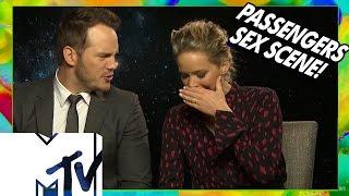 Passengers Sex Scene | Behind The Scenes | MTV