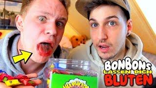 DIE SAUERSTEN BONBONS DER WELT!! 😵☠️ ACHTUNG BLUT!