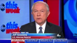 Attorney General Jeff Sessions: There Are No Plans To Deport DREAMERs