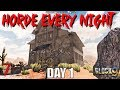 7 Days To Die - Horde Every Night (Day 1...mp3
