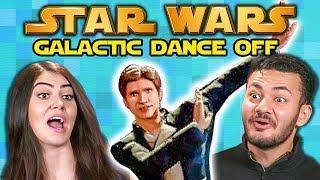 HAN SOLO DABS!?   Star Wars: Kinect (React: Gaming)