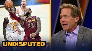 Skip and Shannon react to LeBron