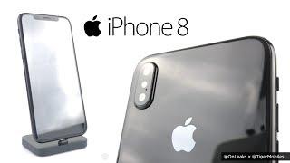 iPhone 8 LEAK - Closest Look Yet!