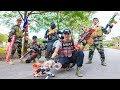 LTT Nerf War : Two Squad SEAL X Warriors...mp3
