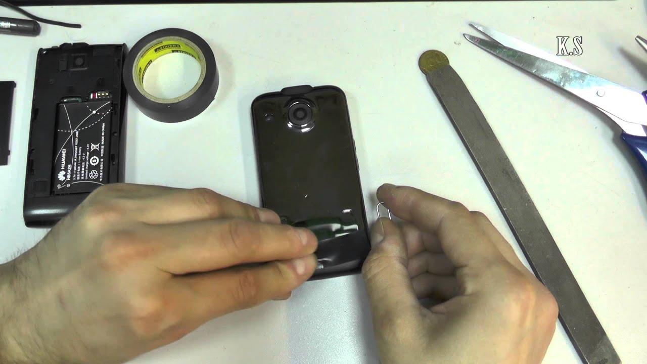 Антенны для мобильного телефона своими руками6
