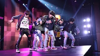 BTS Takes the Stage with Fake