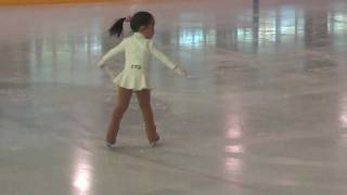 BEST 3 year old FIGURE SKATER EVER!!! (Reinah