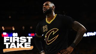Will LeBron James Ever Win Another NBA Title? | First Take | June 6, 2017