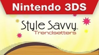 Nintendo 3DS - Style Savvy: Trendsetters Trailer