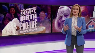 The Religious Right: Part Two   Full Frontal with Samantha Bee   TBS