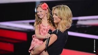 Olivia Sings Roar | The Voice Kids Australia 2014