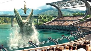 Top 10 Jurassic World Facts