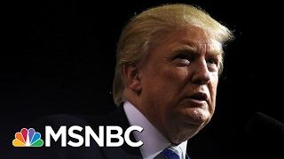 WSJ: Intel Officials Withholding Intelligence From President Donald Trump | Rachel Maddow | MSNBC