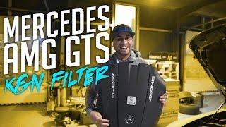 JP Performance - Mercedes Benz AMG GT-S | K&N Filter