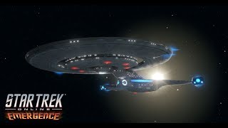 Star Trek Online | USS Discovery | Transwarp Animation