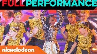 """Jene Performs """"Grown Woman"""" by Beyoncé 🎵   Lip Sync Battle Shorties   Nick"""
