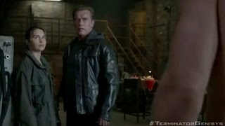 TERMINATOR GENISYS - TV Spot #19 (2015) Arnold Schwarzenegger Sci-Fi Action Movie [360p]