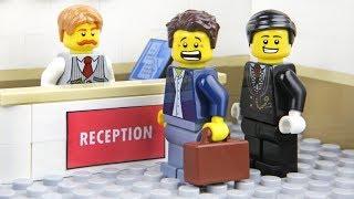 Lego Hotel Prank Fail