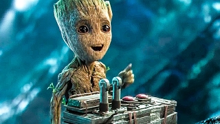 GUARDIANS OF THE GALAXY 2 International Trailer (2017)