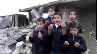 دعاء لاخواننا في فلسطين
