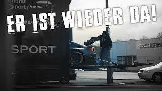 JP Performance - Er ist wieder da! | BMW M6 GT3 Dunlop Art Car 2017