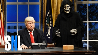 Oval Office Cold Open - SNL