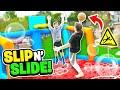 SLIP N SLIDE INFLATABLE BASKETBALL CHALL...mp3