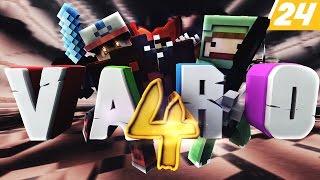 PROT 4 RÜSTUNG MACHEN • Minecraft VARO 4 #24   Fazon