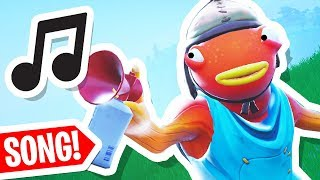 i made a song in Fortnite..