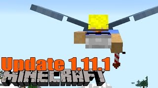 Neue Features!: Minecraft Update 1.11.1 - Snapshot 16w50a