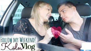 Ein Wochenende in Köln | Messeeinblicke + Jättefint Event | Vlogtober #10