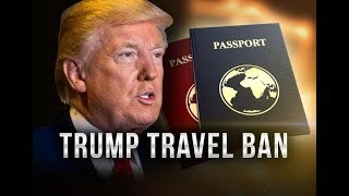 BREAKING NEWS: President Donald Trump to Add up to 9 More Countries to Travel Ban
