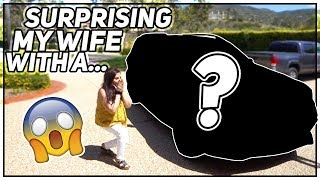 SURPRISING MY WIFE WITH.... | MAMA RUG AND PAPA RUG