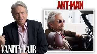 "Michael Douglas Breaks Down His Career, From ""Wall Street"" to ""Ant-Man"" 